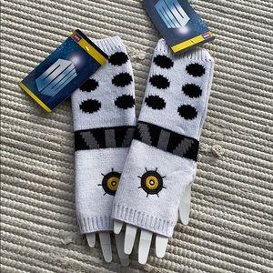 Dr.Who Gloves Set